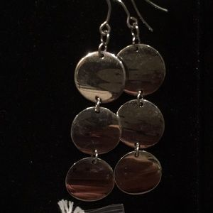SS hanging earrings